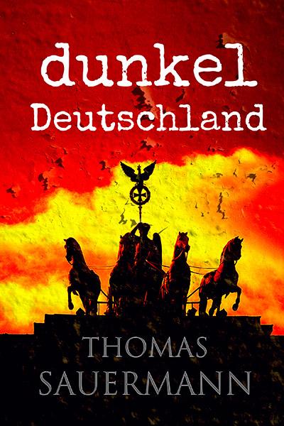 Dunkeldeutschland premade cover artwork