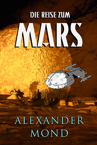 Science Fiction premade cover