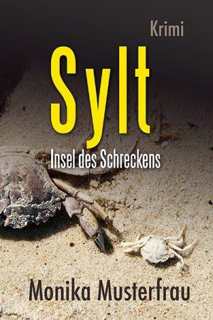 Premade book cover krimi konzept