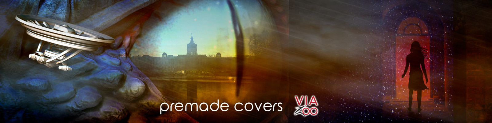 premade covers header